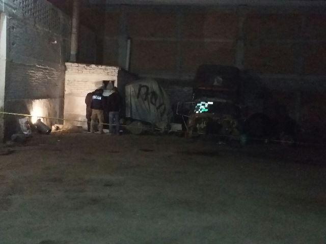 ¡Joven deprimido se suicidó en un taller mecánico en Aguascalientes!