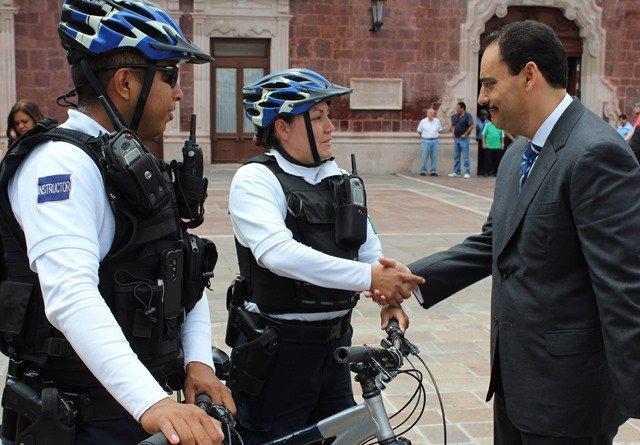 ¡Gobierno Municipal fortaleció el trabajo en materia de prevención del delito!