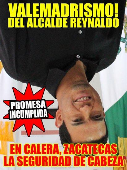 """¡Intentan ejecutar a """"El Canadá"""" en la zona centro de Calera, Zacatecas!"""