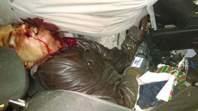 ¡A balazos asesinaron a un automovilista en Tlaquepaque, Jalisco!