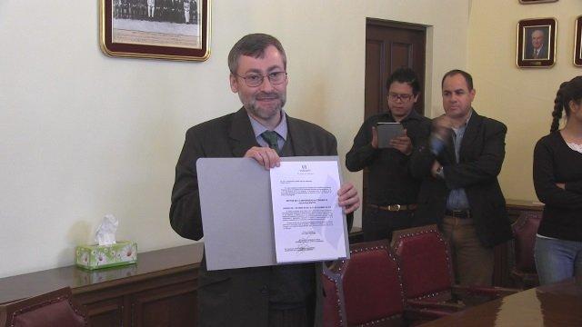 ¡Tiene Universidad Autónoma de Aguascalientes nuevo rector!