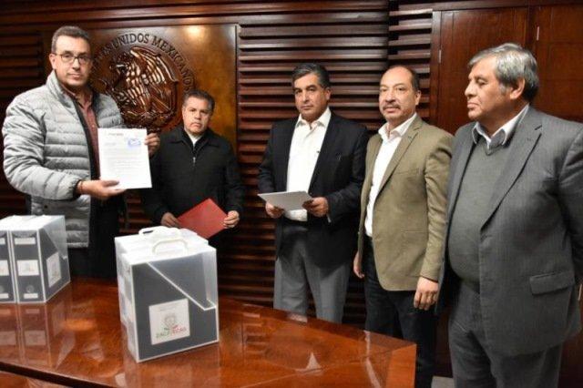 ¡Entrega el Gobierno del Estado de Zacatecas el paquete económico 2017 la LXII Legislatura en tiempo y forma!