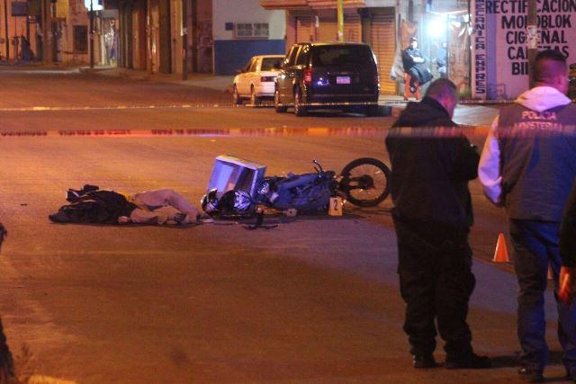 """¡Embiste y mata camión a repartidor de """"La Papa"""" en Guadalupe, Zacatecas!"""