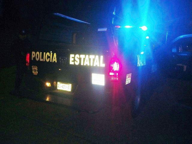 ¡Tras una persecución desde Villa Hidalgo, Jalisco, detuvieron a 2 sujetos en Aguascalientes!