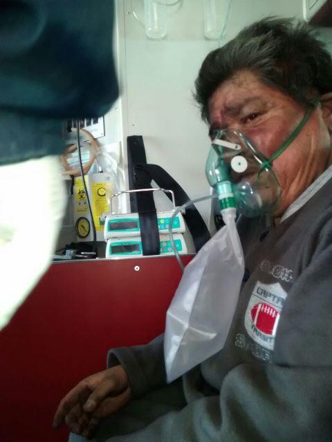 ¡3 lesionados con quemaduras tras un incendio domiciliario en Aguascalientes!
