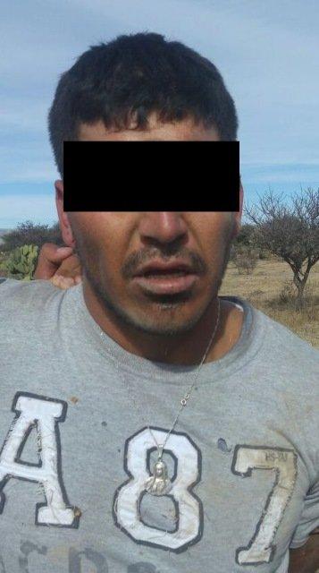 GALERIA/CAYERON 4 ASALTANTES TRAS BALACERA Y PERSECUCIÓN EN AGUASCALIENTES