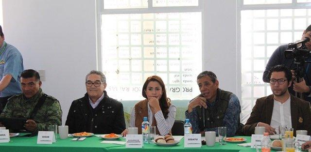 """¡Unen esfuerzos SEDATU, Municipio capital y Delegaciones Federales en """"Ciudades Seguras para las Mujeres""""!"""
