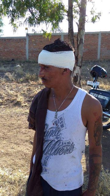 "¡Un ""cholo"" fue asaltado por otros ""cholos"" en Aguascalientes!"