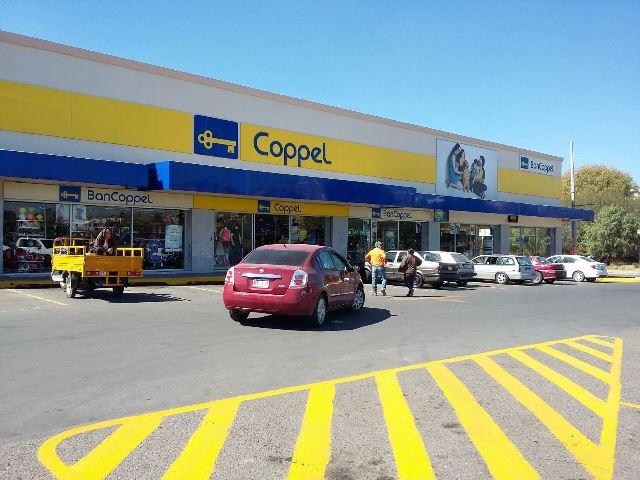 ¡Otra vez asaltaron la tienda Coppel en Aguascalientes: pistolero se llevó $13 mil del banco!
