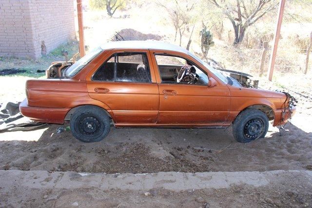 ¡Decomisaron vehículos robados y autopartes tras un cateo domiciliario en Aguascalientes!