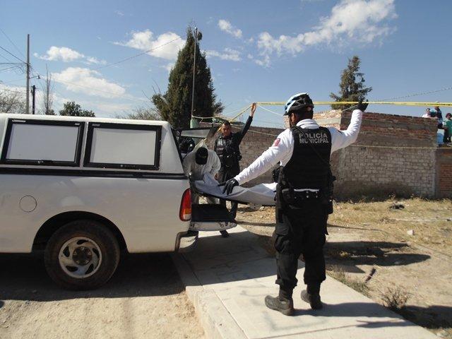 ¡Asesinaron a un alcohólico de un balazo en la cabeza en Aguascalientes!