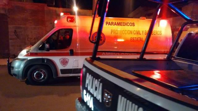 ¡Sexagenario se salvó de ser ejecutado en Guadalupe, Zacatecas, pese a recibir 5 balazos!