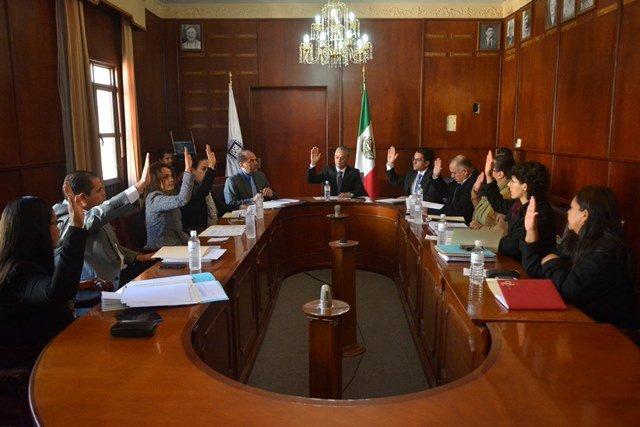 ¡Nombra el Cabildo de Jesús María a secretarios del Ayuntamiento y Finanzas!