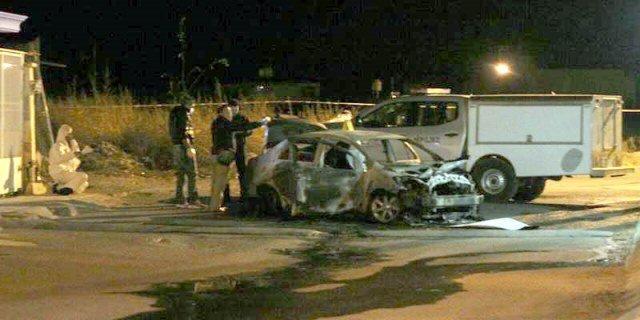 ¡Calcinaron a 2 personas dentro de un auto en Guadalupe, Zacatecas!