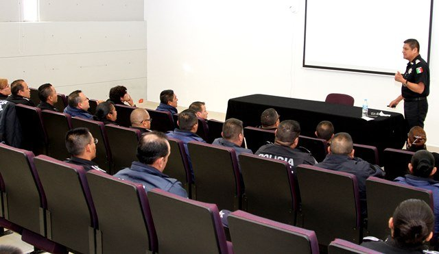 ¡Contará el Municipio de Aguascalientes con policías más cercanos a la ciudadanía!