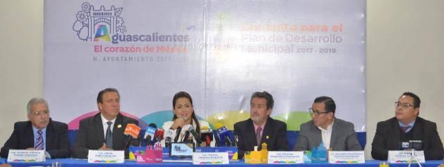 ¡Convoca la alcaldesa Tere Jiménez a la ciudadanía a fortalecer el Plan de Desarrollo Municipal 2017-2019!