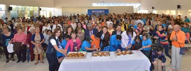 ¡Se reúne alcaldesa Tere Jiménez con agrupaciones de personas con discapacidad!