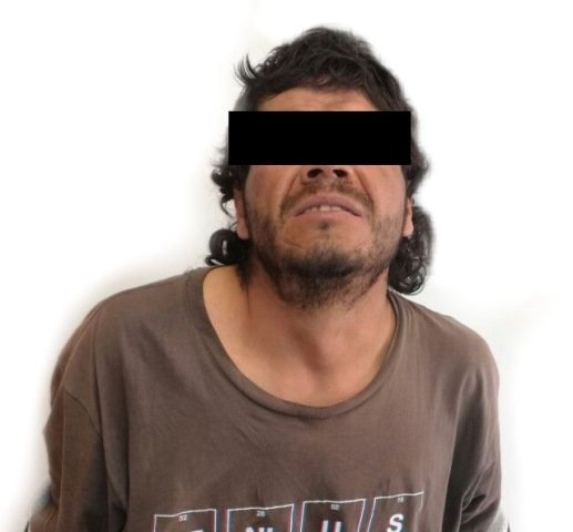 ¡Detuvieron a delincuente que asaltó a una mujer cuchillo en mano en Aguascalientes!