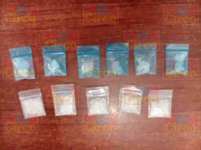 ¡Detuvieron a un narcomenudista en Lagos de Moreno!