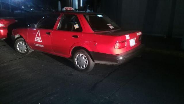 ¡Detuvieron a reincidente delincuente que asaltó a un taxista en Aguascalientes!