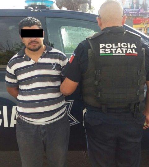 ¡Detuvieron a sujeto que asaltó a una sexagenaria en Aguascalientes!
