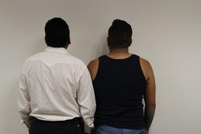 ¡Padre e hijo asesinos buscados en León fueron detenidos en Aguascalientes!