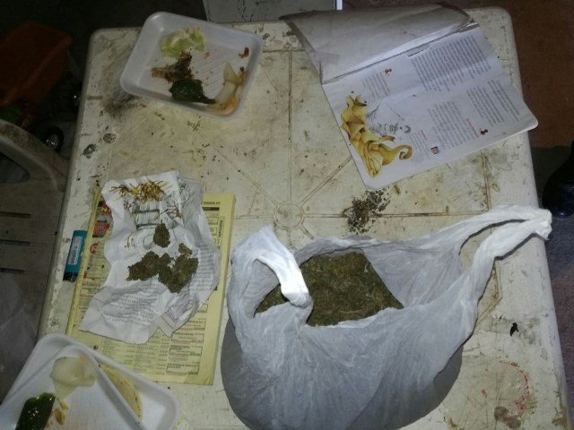 """¡Policías municipales aseguraron drogas en un """"picadero"""" en Aguascalientes!"""