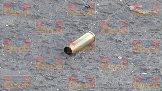 ¡Con armas largas y cortas ejecutaron a un hombre en Ojocaliente, Zacatecas!