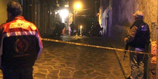 ¡Joven fue ejecutado en el barrio La Marianita en Zacatecas capital!