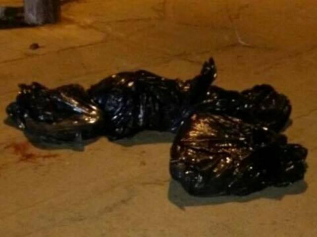 ¡Hallaron a una persona ejecutada y desmembrada en Aguascalientes!