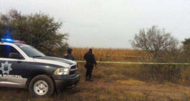 ¡Hallaron a 3 sujetos ejecutados a balazos en Villa de Cos, Zacatecas!