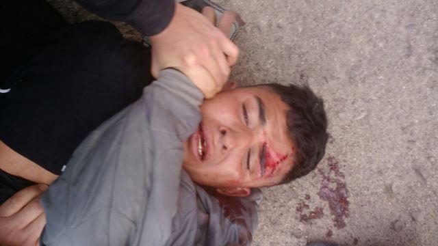 ¡Cristalero se salvó de ser linchado por vecinos en Aguascalientes!