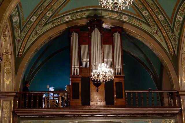 ¡Rescatan órgano de la Parroquia del Señor del Salitre!