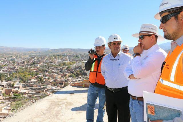 ¡La rehabilitación y consolidación de nueva infraestructura en el municipio de Calvillo permite mejorar las condiciones de sus habitantes!