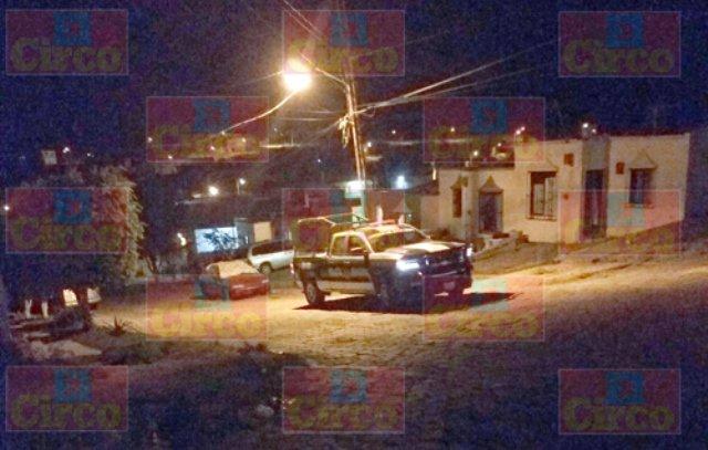 ¡Intentaron ejecutar a balazos a un joven en Lagos de Moreno y resultó herido!