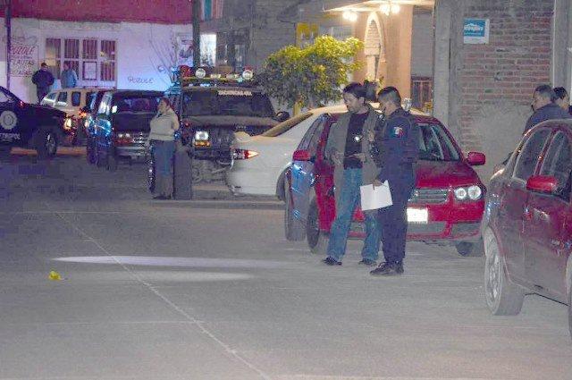 ¡Intentaron ejecutar de dos disparos a un hombre en Guadalupe, Zacatecas!