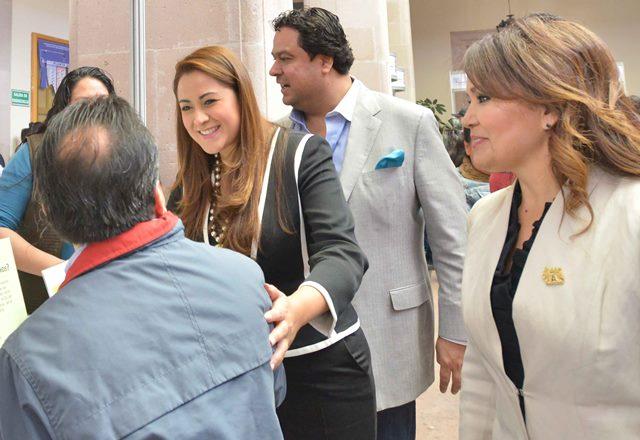 ¡Establece alcaldesa Tere Jiménez alianza con el sector empresarial a favor del desarrollo económico!