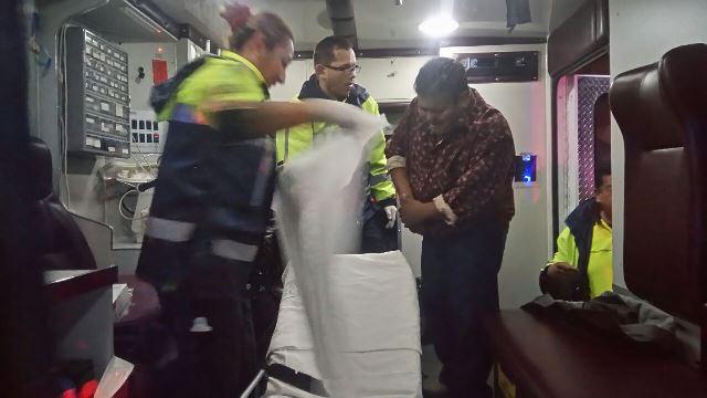 ¡Por un altercado balearon a un taxista en Aguascalientes!