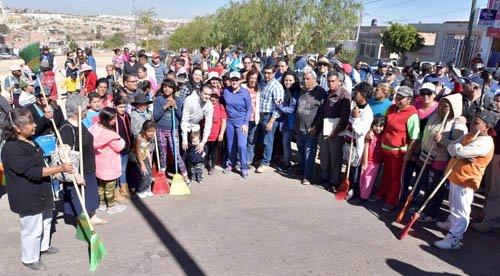 """¡""""Todos Juntos Limpiemos Aguascalientes"""", programa para rescatar espacios públicos!"""