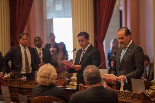 ¡Gobernador de Aguascalientes emprende acciones a favor de migrantes en California!