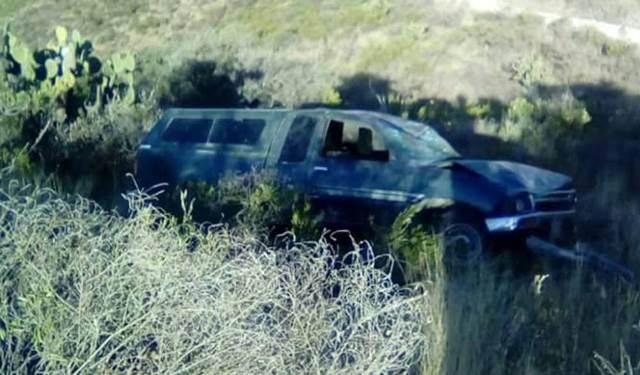 ¡2 muertos en 2 accidentes en Villanueva, Zacatecas!