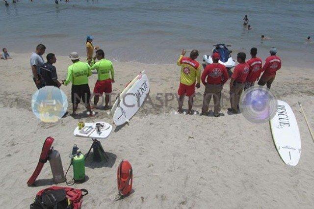 ¡Joven aguascalentense murió ahogado en el mar de Nuevo Vallarta!