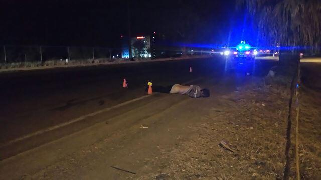 "¡Auto ""fantasma"" atropelló y mató a un empleado en Aguascalientes!"