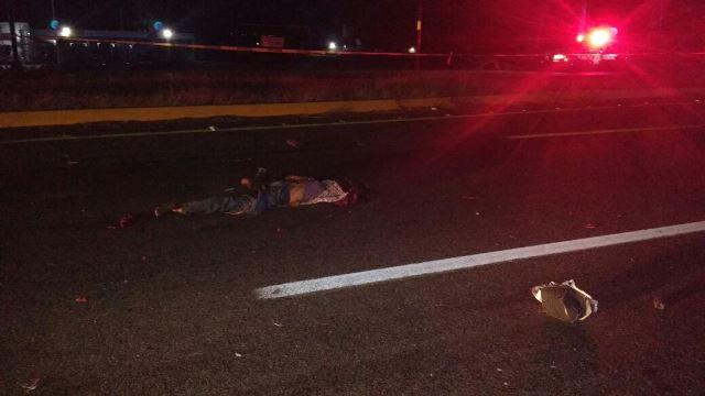¡Joven motociclista murió embestido y destrozado por varios vehículos en Aguascalientes!