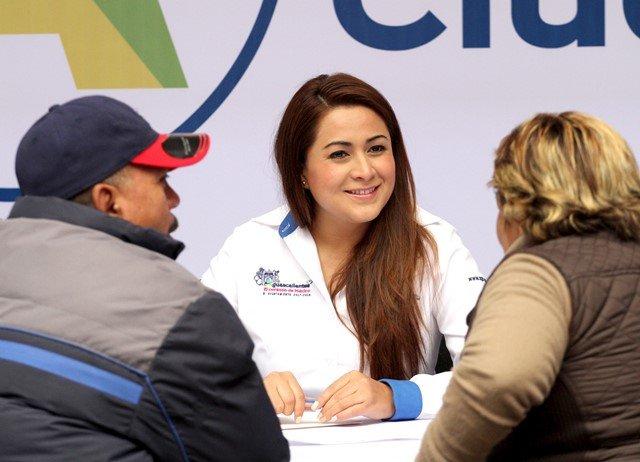 ¡Amplía alcaldesa Tere Jiménez atención directa a la sociedad!