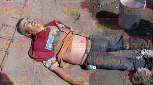 ¡Muere electrocutado un albañil en Rincón de Romos!