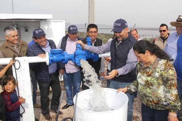 ¡Abasto de agua potable hasta las comunidades más desatendidas: MOS!