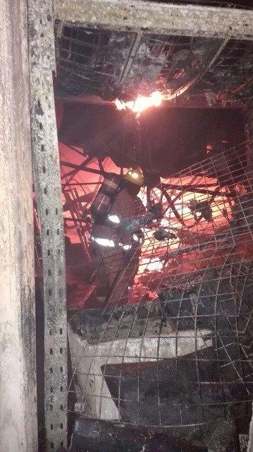 ¡Incendio en Bodega Aurrera de Ojocaliente, Zacatecas, dejó grandes pérdidas materiales!
