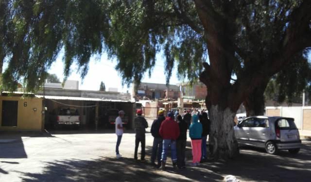 ¡Un hombre se suicidó colgándose en su casa en Guadalupe, Zacatecas!