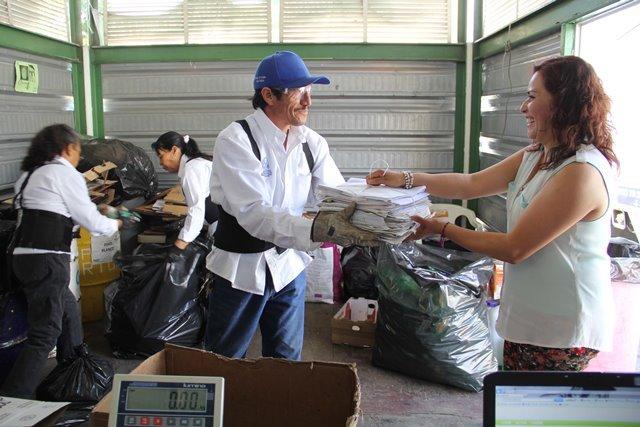 ¡Reforzará Ayuntamiento de Aguascalientes programas de concientización para la correcta disposición de residuos!